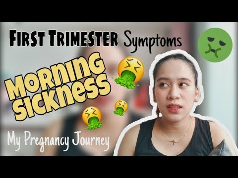 EARLY PREGNANCY SIGNS + Tips on how to deal with Morning Sickness | Filipina in China Vlogs ღ