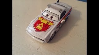 Disney Cars Pat Trakson Review(suggest more cars for me to review!)