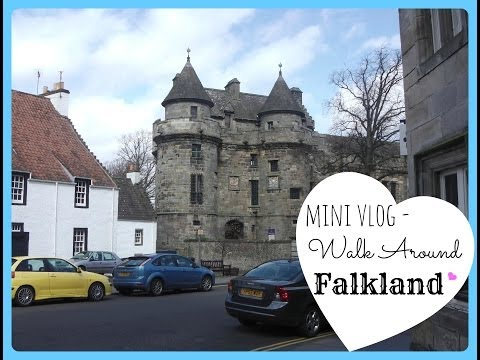 Mini Vlog // Walk Around Falkland