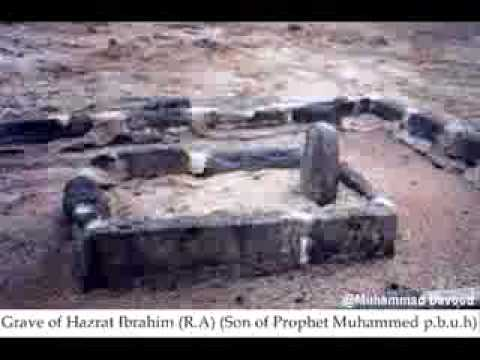 Graves of ALL Prophets   their buried places   Holy places