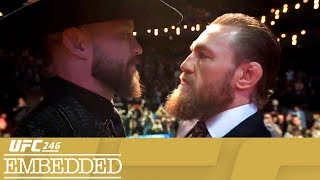 Download UFC 246 Embedded: Vlog Series - Episode 4 Mp3 and Videos