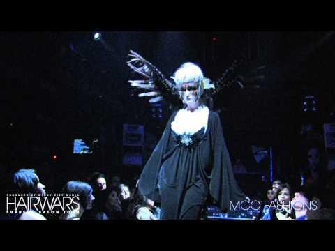HAIR WARS THE SUPREME SALON TOUR - MGO FASHIONS @ THE MID - CHICAGO  4-22-12