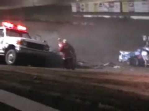 Thunderhill Speedway- the big crash