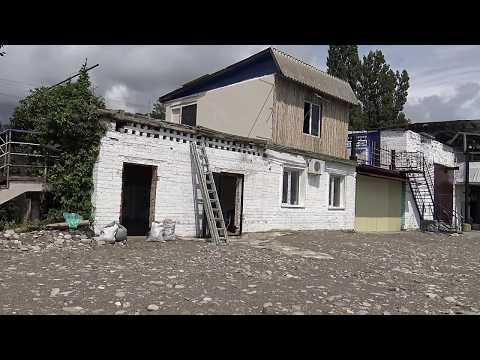 Сочи Лазаревское Аше Сегодня (4К полный экран)