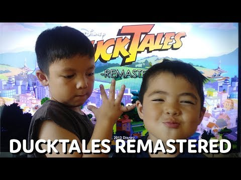 DuckTales Remastered - Ooo Woo Ooo! |