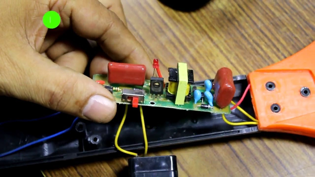 Mosquito Killer Bat All Problems and Solutions Explained on solenoid a circuit, testing a circuit, design a circuit, relay a circuit, troubleshooting a circuit, building a circuit,