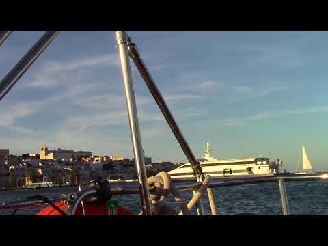Lisbon: Sunset Sail on the Tagus, September 10, 2017