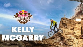 Kelly McGarry Finals GoPro Run - Red Bull Rampage 2015