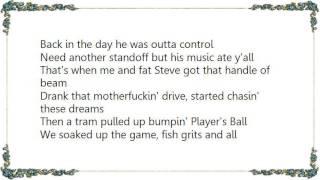 Bubba Sparxxx - Handle of Beam Lyrics