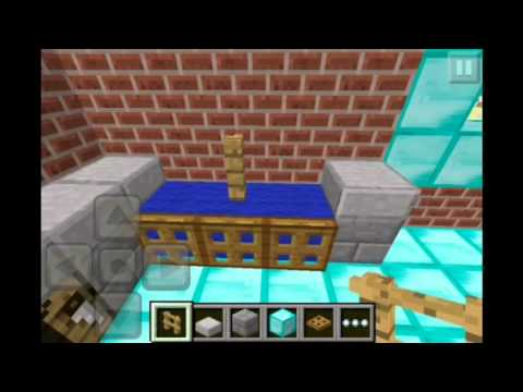 Kitchen Ideas Minecraft Pe minecraft pe: how to build a kitchen (tutorial) - youtube