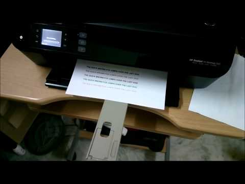 Hp Deskjet Ink Advantage 3545 Continuous Ink Supply Sys