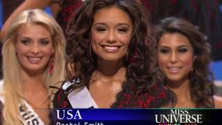 Top 15 Finalists: 2007 Miss Universe