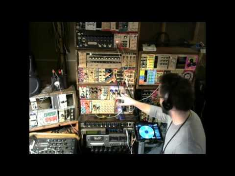 live modular techno on homemade synthesizer 1 2 18 youtube. Black Bedroom Furniture Sets. Home Design Ideas