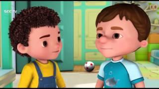 Episode 13 JAN- Cartoon Kids- JAN (SEE TV) IN HD 720P