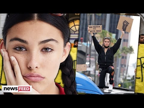 Madison Beer DENIES Using BLM Protest For Publicity!