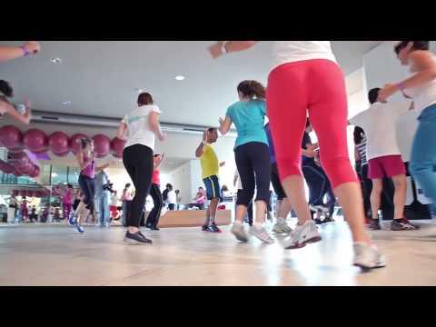 Evento Benevita no Juska Healthclub - 19/07/2014