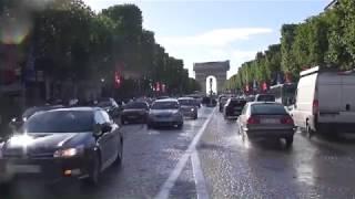 Paris - Champs Elysees - Triumfbuen