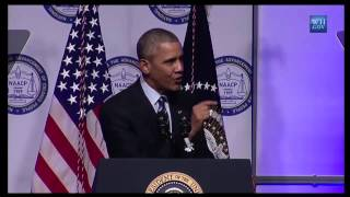 President Obama Speaks At NAACP National Convention FULL Speech, Obama On Prison R*pe