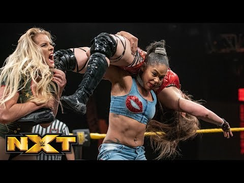 Shirai vs. Yim vs. Belair vs. Evans - No. 1 Contender's Fatal 4-Way Match: WWE NXT, Dec. 26, 2018