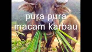 Main Tapuk Tapuk - E Elmar (Sabahan Song with Lyric)