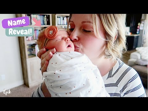 Why We Named Our Baby Cozette 👶🏼NAME REVEAL
