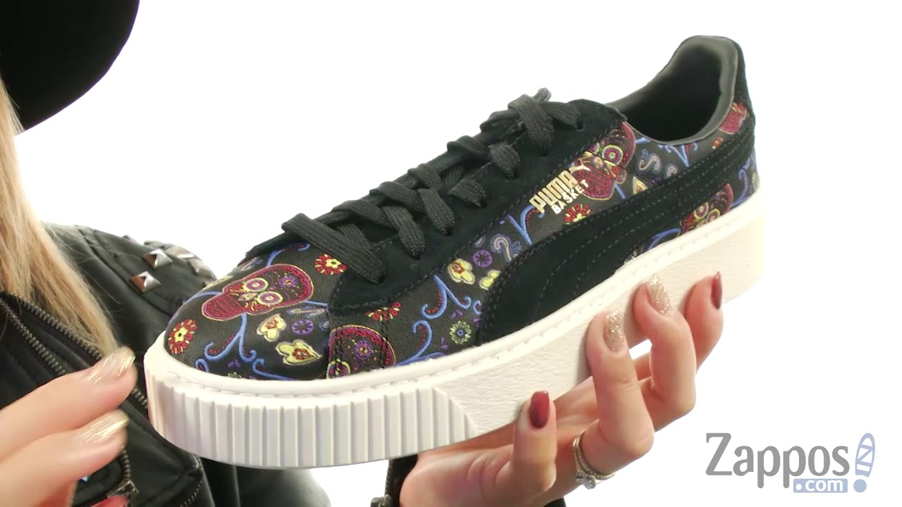 official photos 190d6 c1e72 PUMA Puma Platform Dotd FM SKU: 8936099