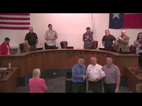 May 14, 2018 City Council Meeting