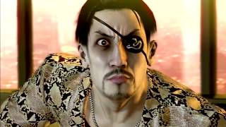 Goro Majima's Reaction To Zombies (Yakuza: Dead Souls)