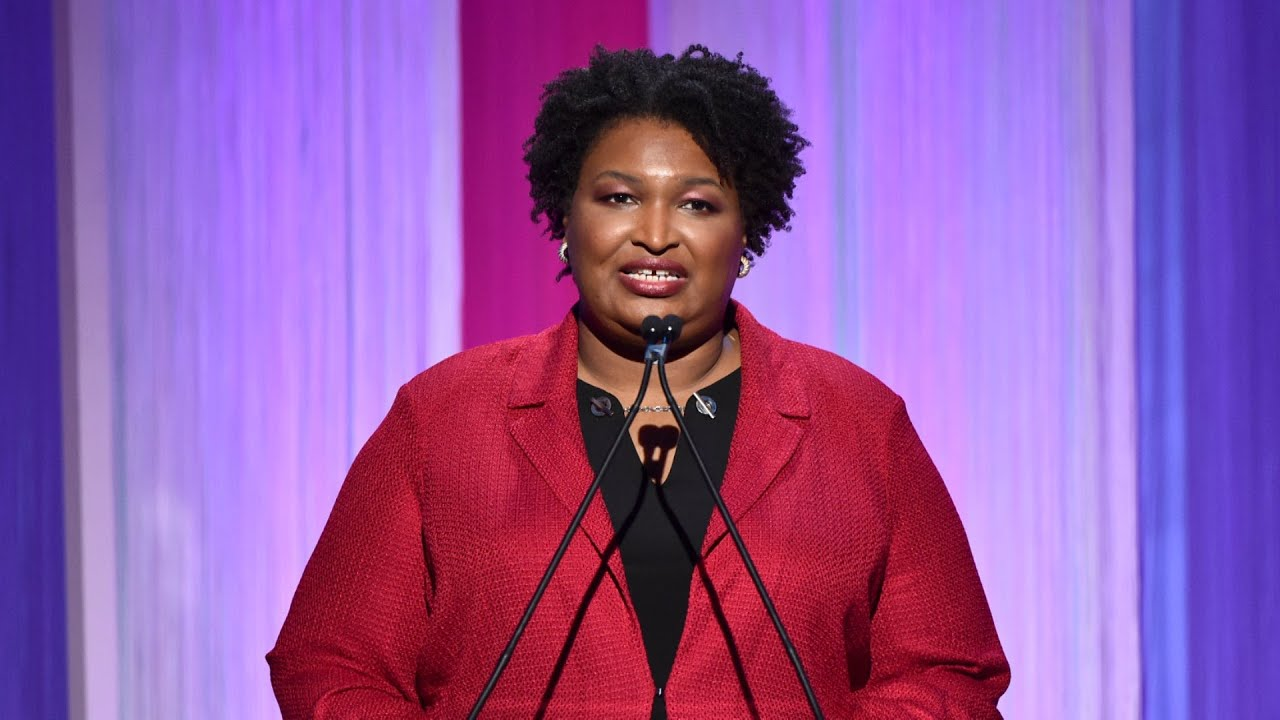 Stacy Abrams' Fair Fight Foundation Advocates for Vote-By-Mail Option
