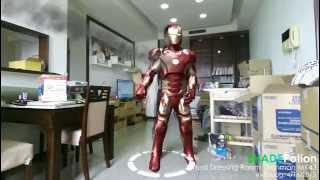 VirtualDressingRoom-Ironman MK43