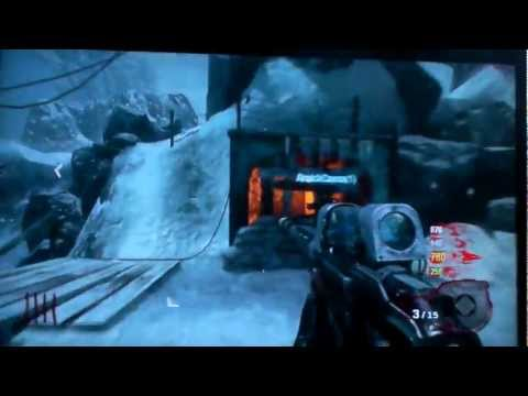 Scavenger on the first go in round 3: Call of the Dead |