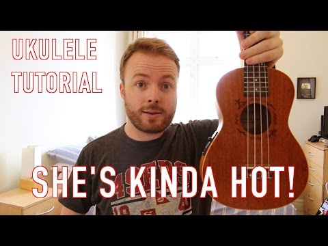 She's Kinda Hot - 5 Seconds Of Summer Ukulele Tutorial (5SOS)