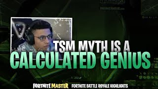 TSM Myth is a CALCULATED GENIUS (Fortnite Battle Royale Highlights)