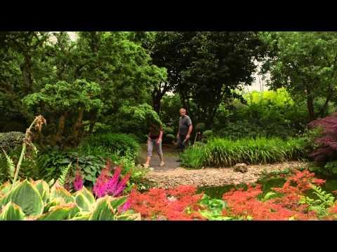 Normandie : le jardin de Valérianes