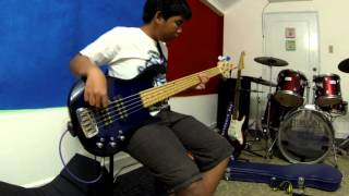 Soul Brother Number One (Bass Cover)