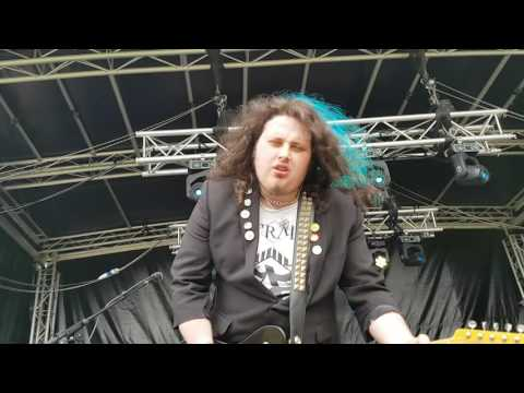 Twisted illusion @ hells fest 2017 (apocalypse... #lol)