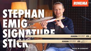 Rohema Drumstick Stephan Emig Signature