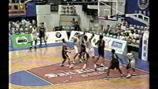 1998 William Jones Cup: Philippine Centennial National Team vs. Thailand National Team - Part 1