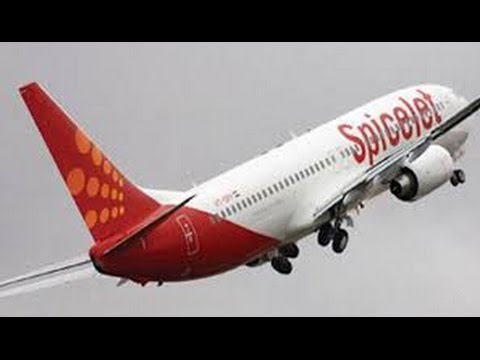 SpiceJet Boeing 777-800 SG 171 Landing at Dabolim Airport, Goa