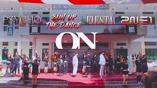 [TSC-THPT XUÂN ĐỈNH] PSYCHO - BUN UP THE DANCE - FIESTA - 2NE1 REMIX - ON [13.07.2020]