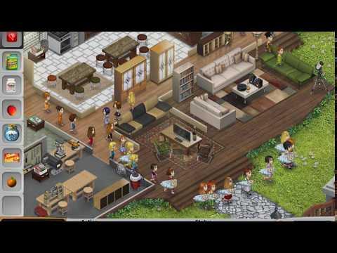 My Virtual families 2 Our Dream House - Rumah Baru ^^.