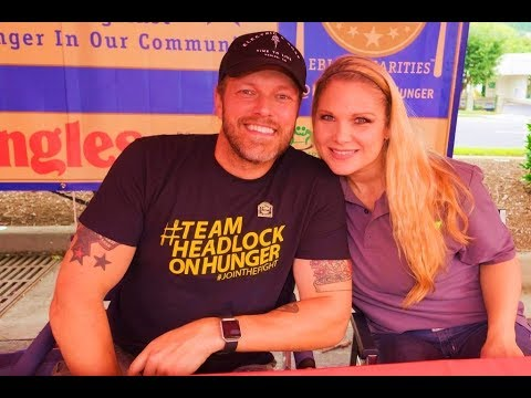 Beth Phoenix and her husband Adam Copeland