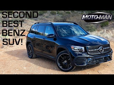 the-*second*-best-suv-mercedes-makes:-2020-mercedes-benz-glb-250