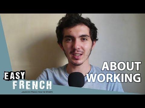 Tiếng Pháp bài 14