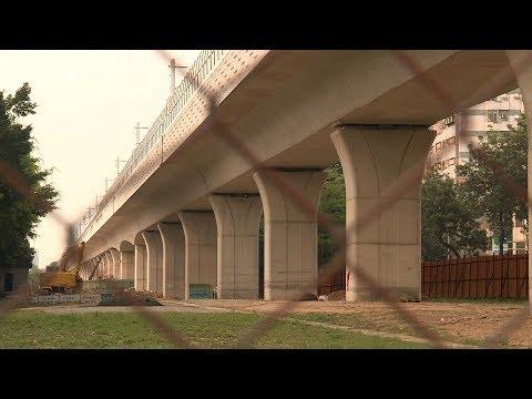 台中鐵路高架化 市府要建「綠空廊道」 20190422公視晚間新聞