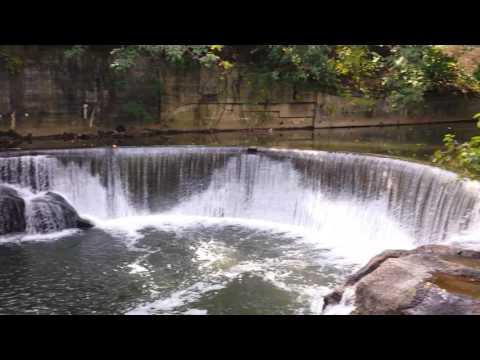 Jones Falls Round Waterfall