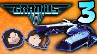 Gradius V: Too Many Lasers!! - PART 3 - Game Grumps