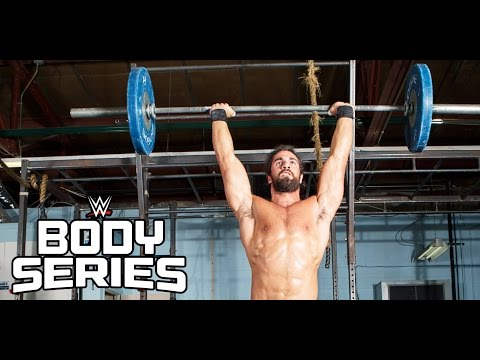 Seth Rollins' superhuman workout: WWE...