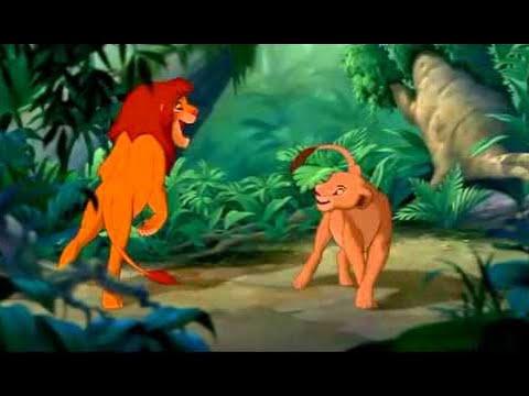 løvernes konge 2 full movie dansk