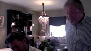 Repeteren in de huiskamer met Fonny De Wulf & Peter Van Eetvelde